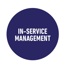 In-Service Management