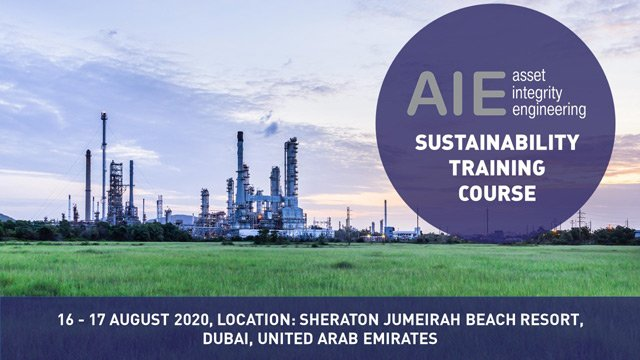 Sustainability in Industry Training Course